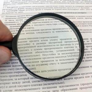 Экспертиза правоустанавливающих документов