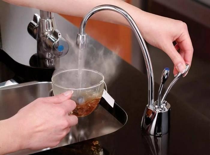 Определение платы за горячее водоснабжение