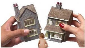 Доля ребенка в квартире при разводе родителей
